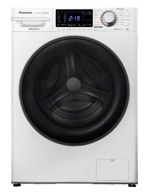 Panasonic 10kg Front Load Washer 6kg Dryer Combo