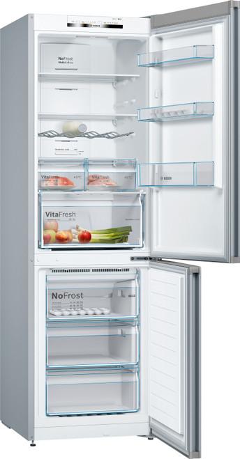 Bosch Stainless Steel Fridge Freezer