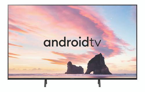 """Panasonic 65"""" 4K UHD LED 100MR Smart TV -TH65JX800"""