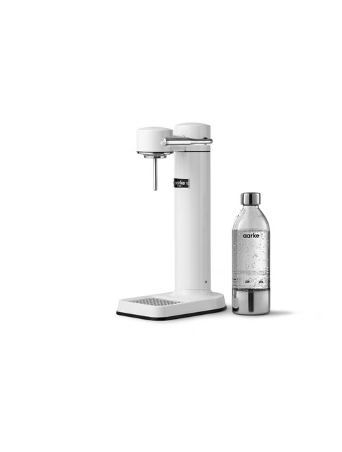 Aarke Carbonator III Sparkling Water Maker - White