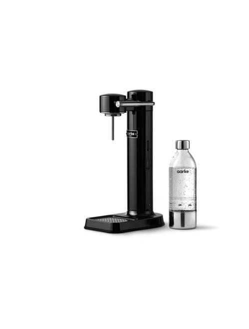 Aarke Carbonator III Sparkling Water Maker - Black Chrome