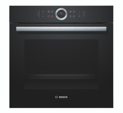 Bosch Built-In Multifunction Pyrolytic Oven - HBG6753B1A
