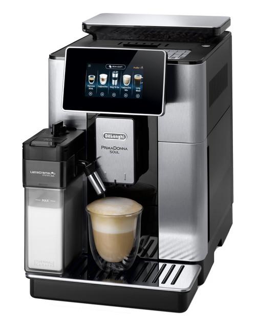 DeLonghi PrimaDonna Soul Coffee Machine