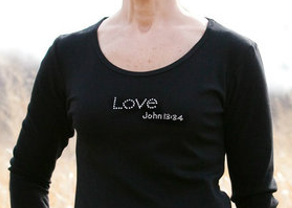 The Ultimate Love Shirt - Verses Collection