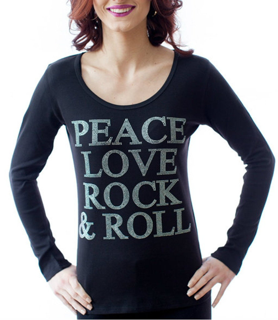Peace Love Rock & Roll - Contemporary Collection