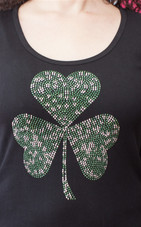 Giant Shamrock  - Contemporary Collection