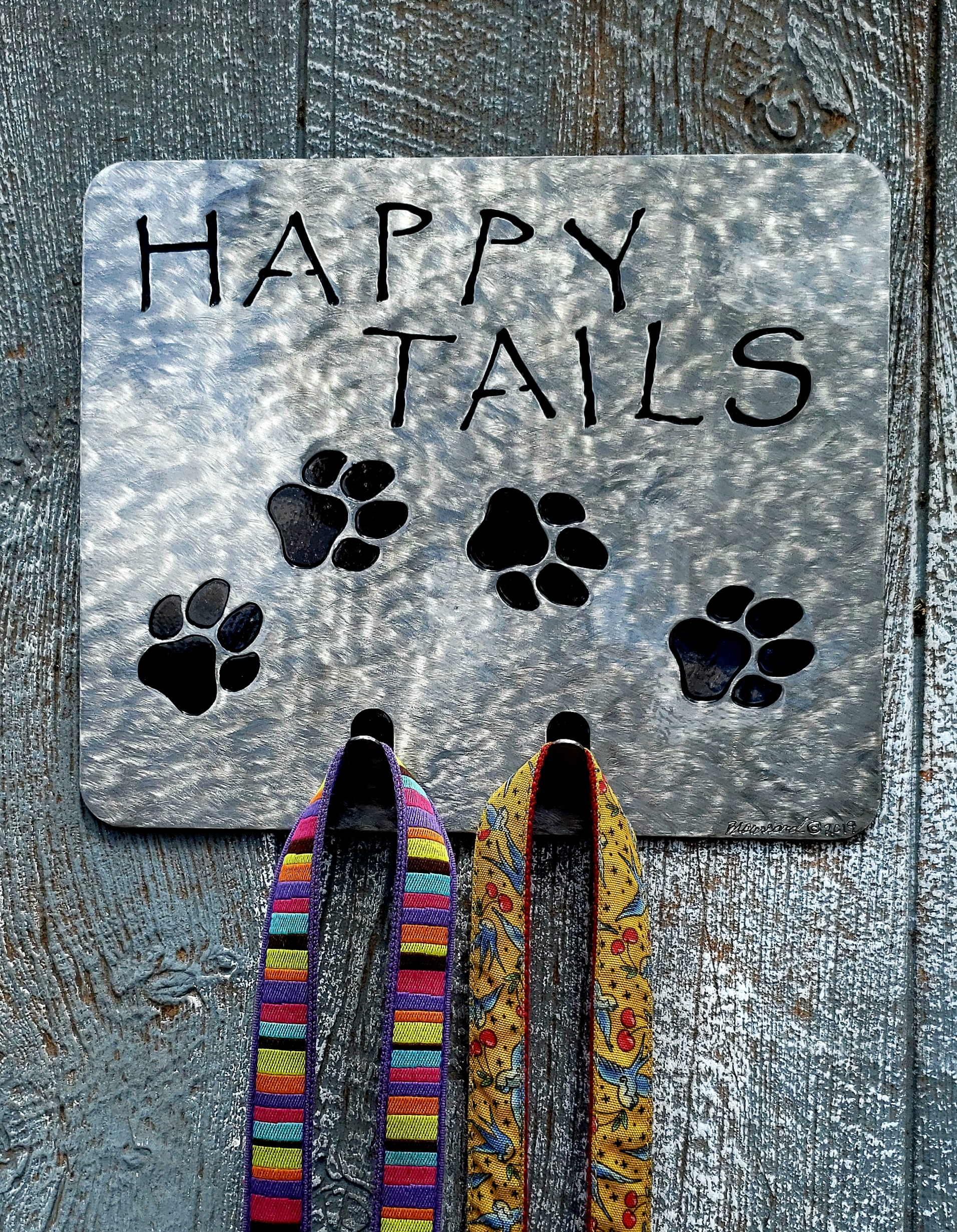 Happy Tails Leash Holder