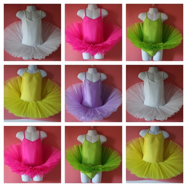Katz Children's Coloured Tutu