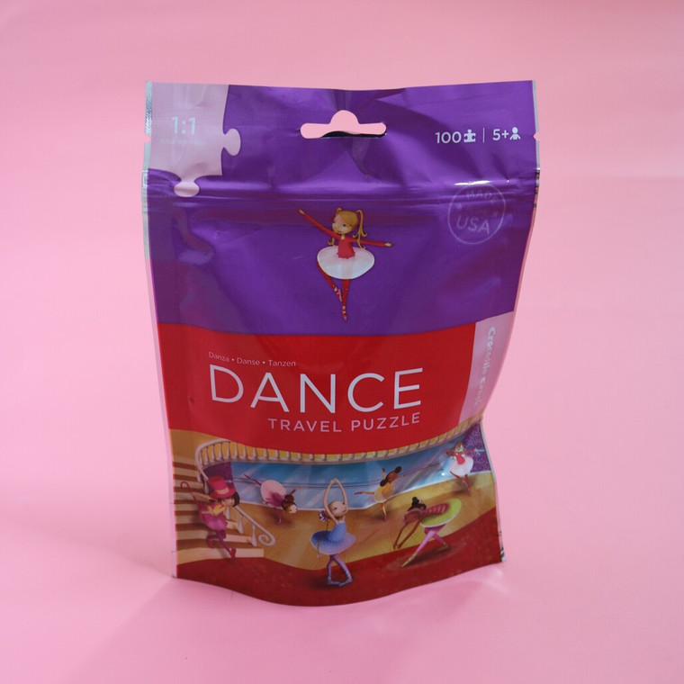 Dancer Jigsaw