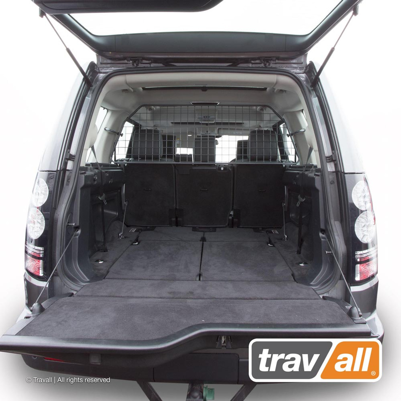 Custom Made Dog Guard for Land Rover Discovery III 2005 on and IV 2009 on