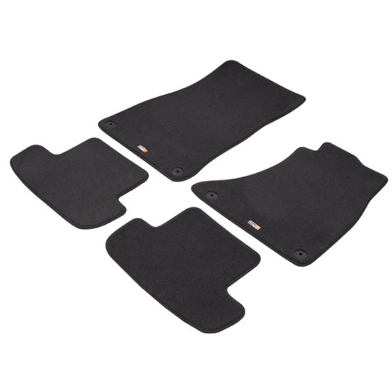 Custom Made Carpet Car Mats For Audi A5/S5 Coupe 2011 to 2016