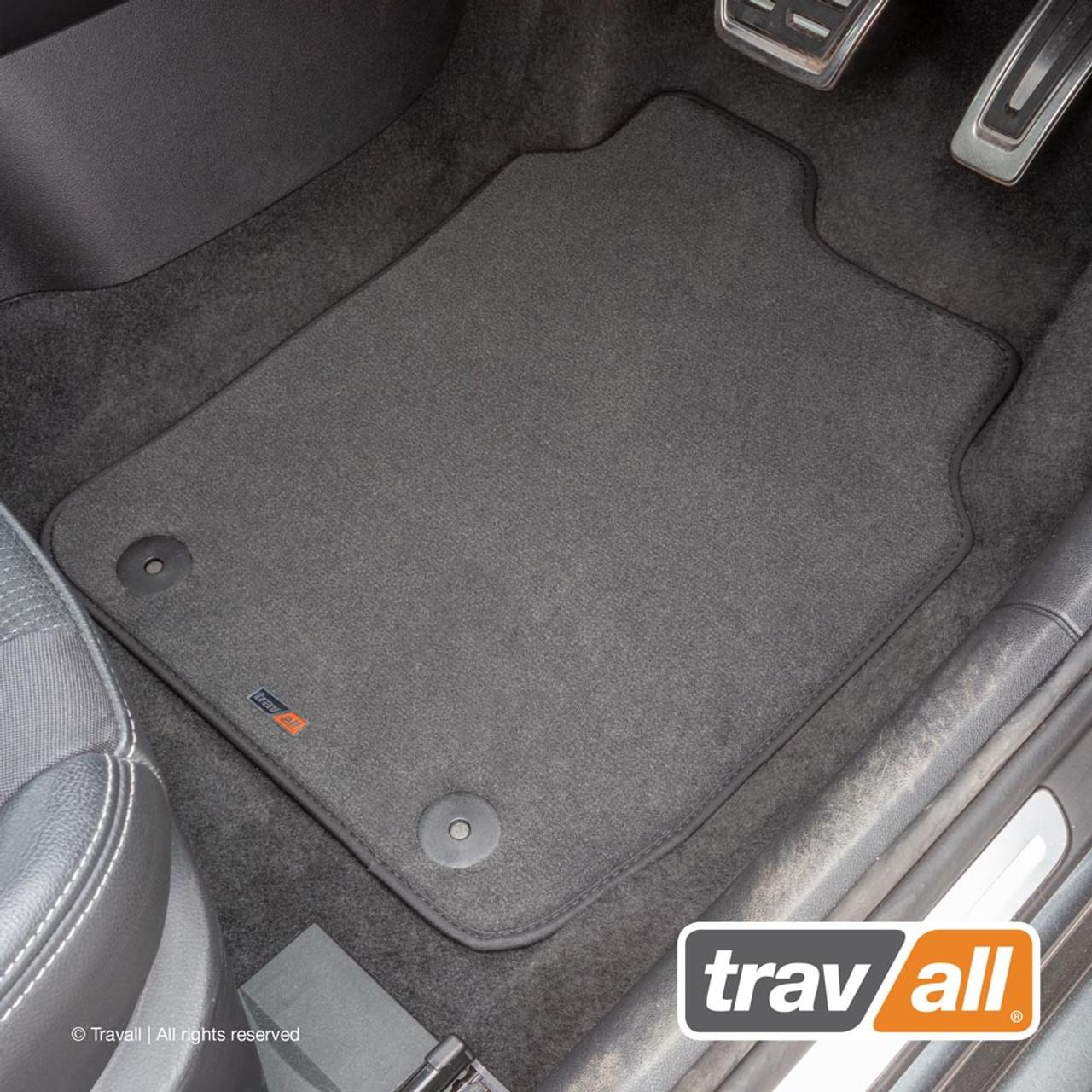 Custom Made Carpet Car Mats For Audi A1/S1 Hatchback 2010 to 2018