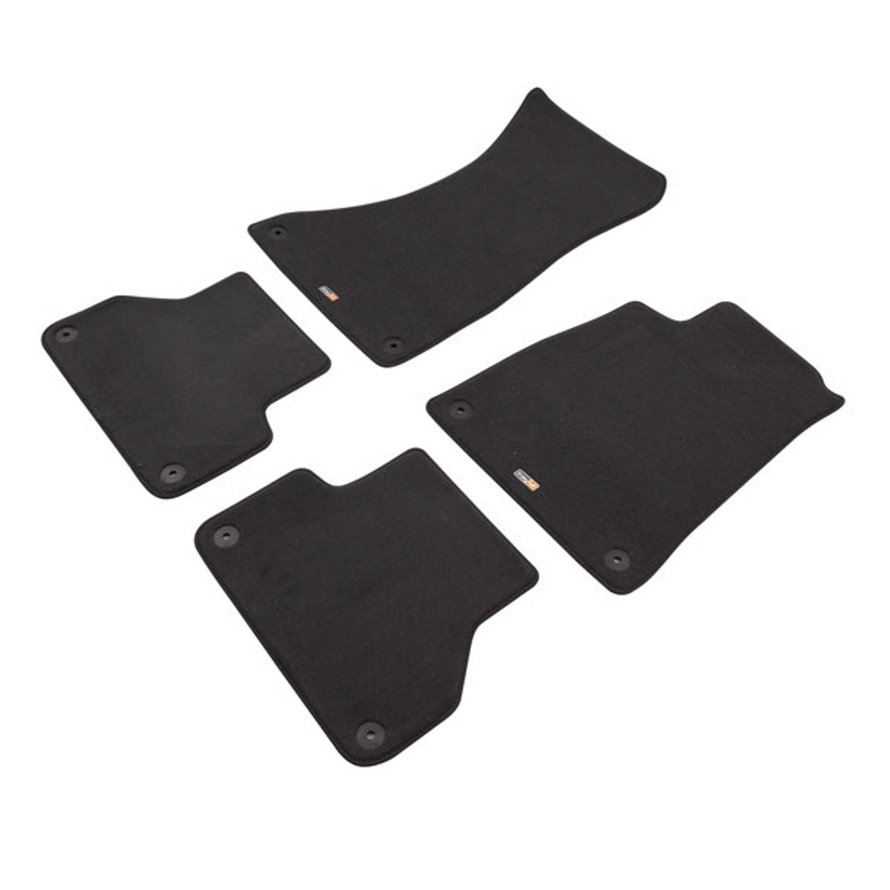 Custom Made Carpet Car Mats For Audi A4/S4 2015 onwards