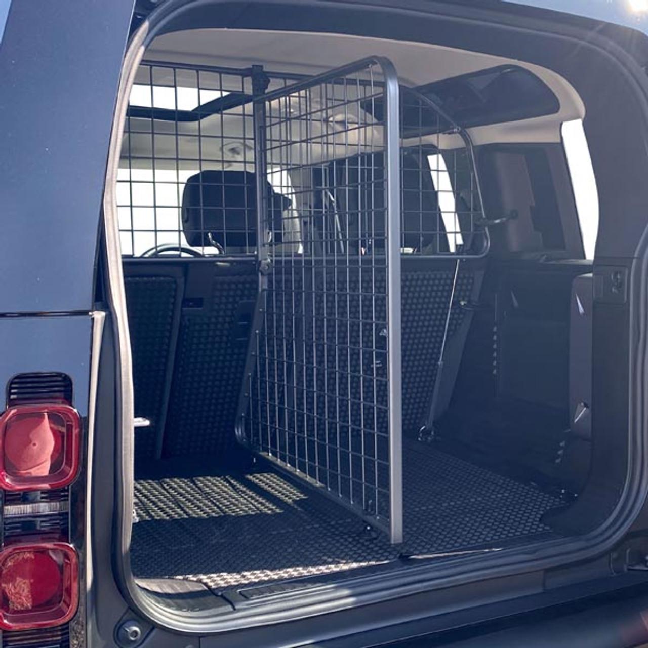 Land Rover Defender divider
