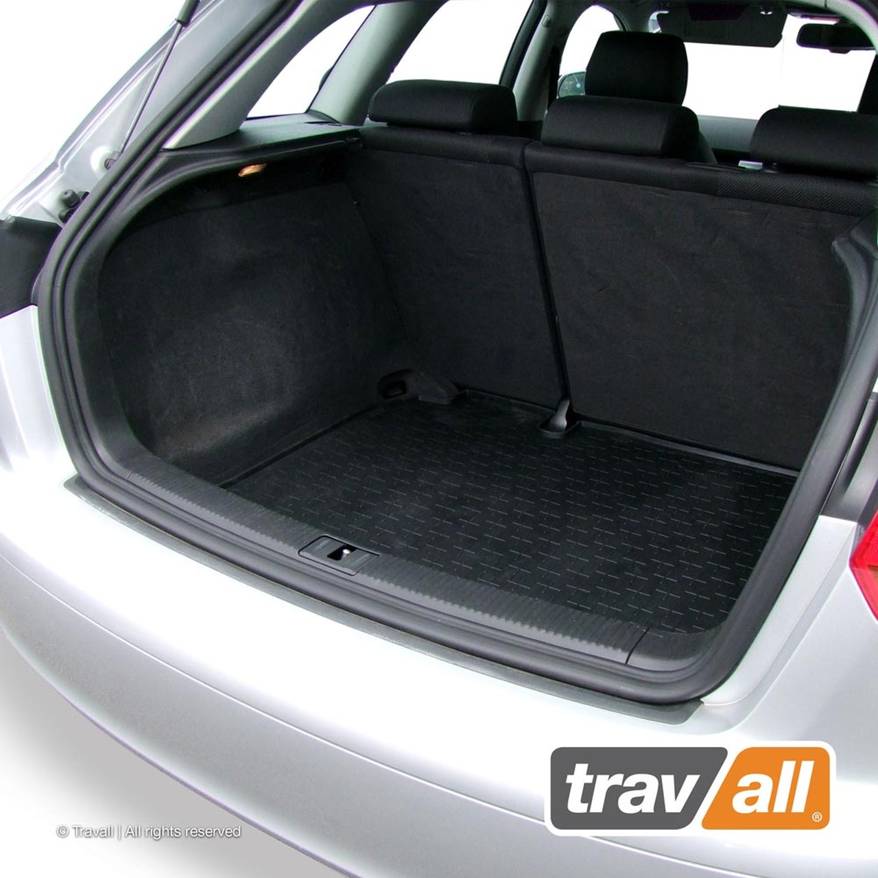 TBM1034 Travall Boot Mat for Audi A3 Sportback 2004 to 2012