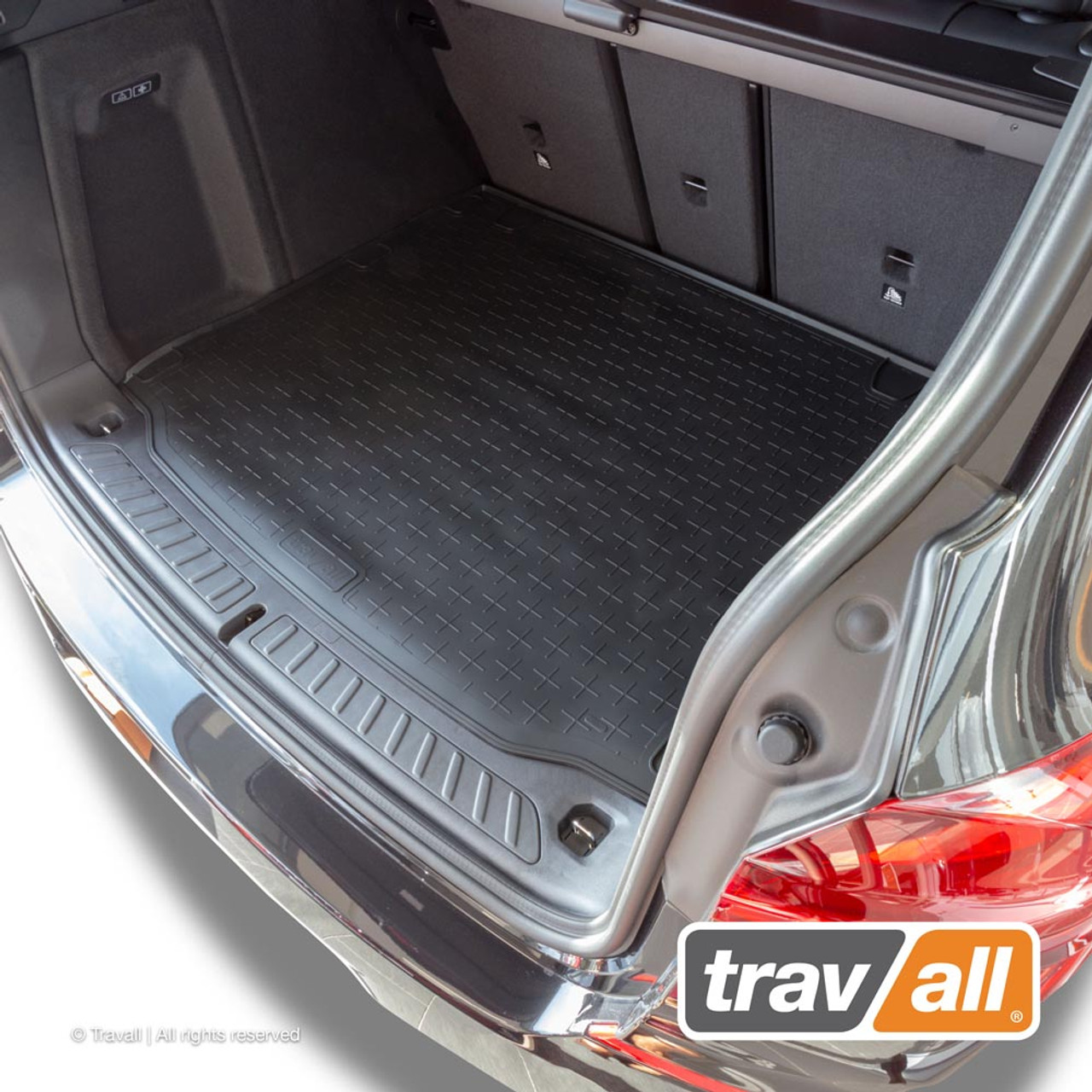 TBM1189 Travall Boot Mat for BMW X3 2017 onwards