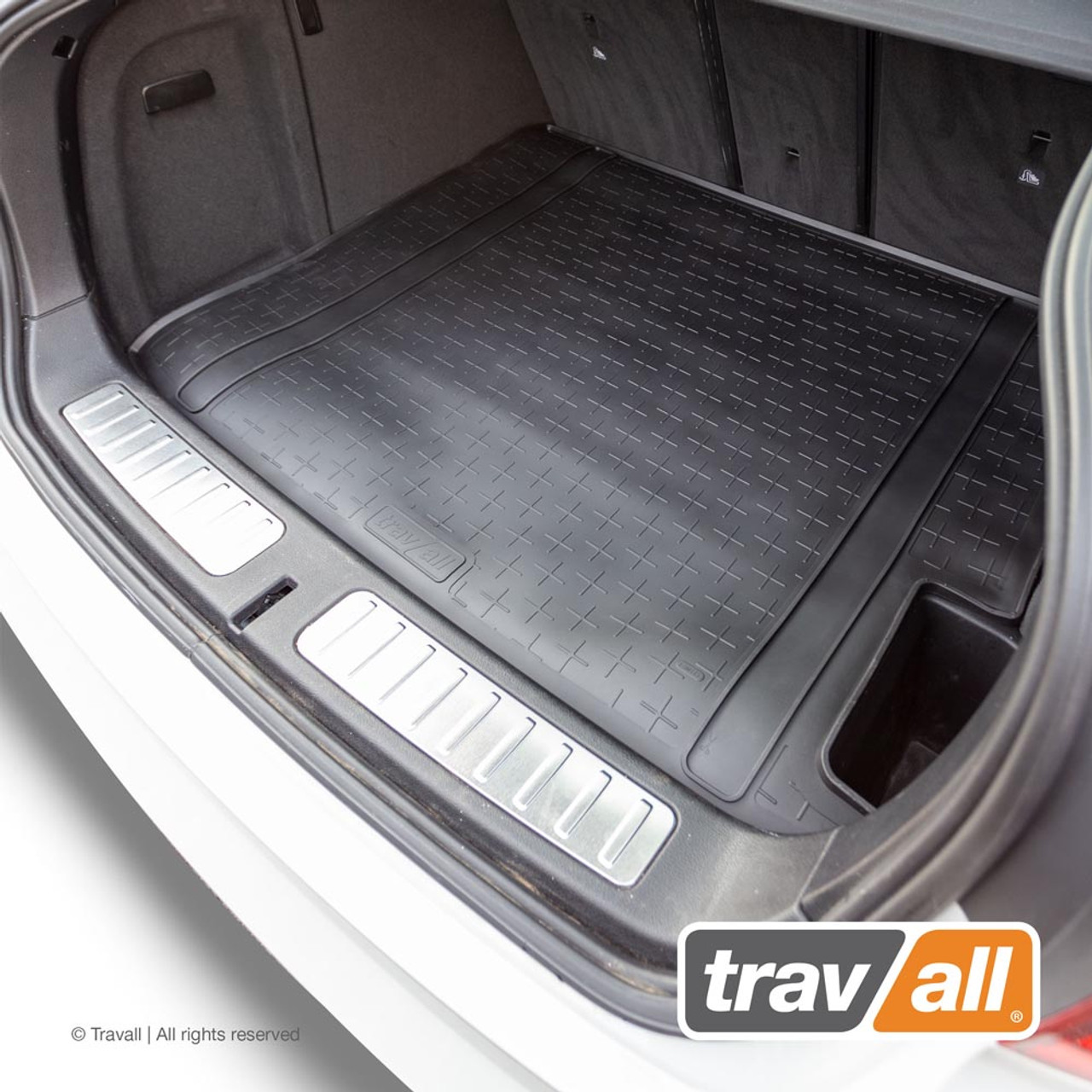 TBM1155 Travall Boot Mat for BMW X4 2014 to 2018