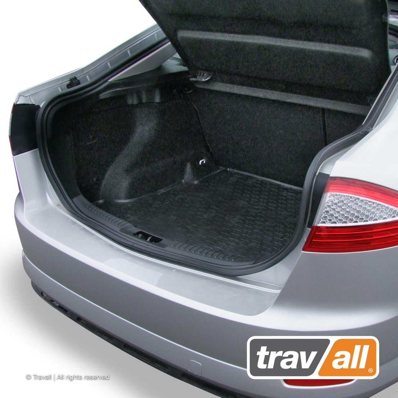 TBM1015 Travall Boot Mat for Ford Mondeo Hatchback 2007 to 2014