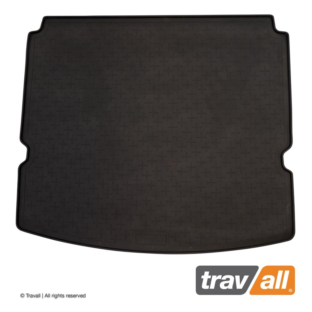 TBM1136 Travall Boot Mat for Ford S Max 2015 onwards