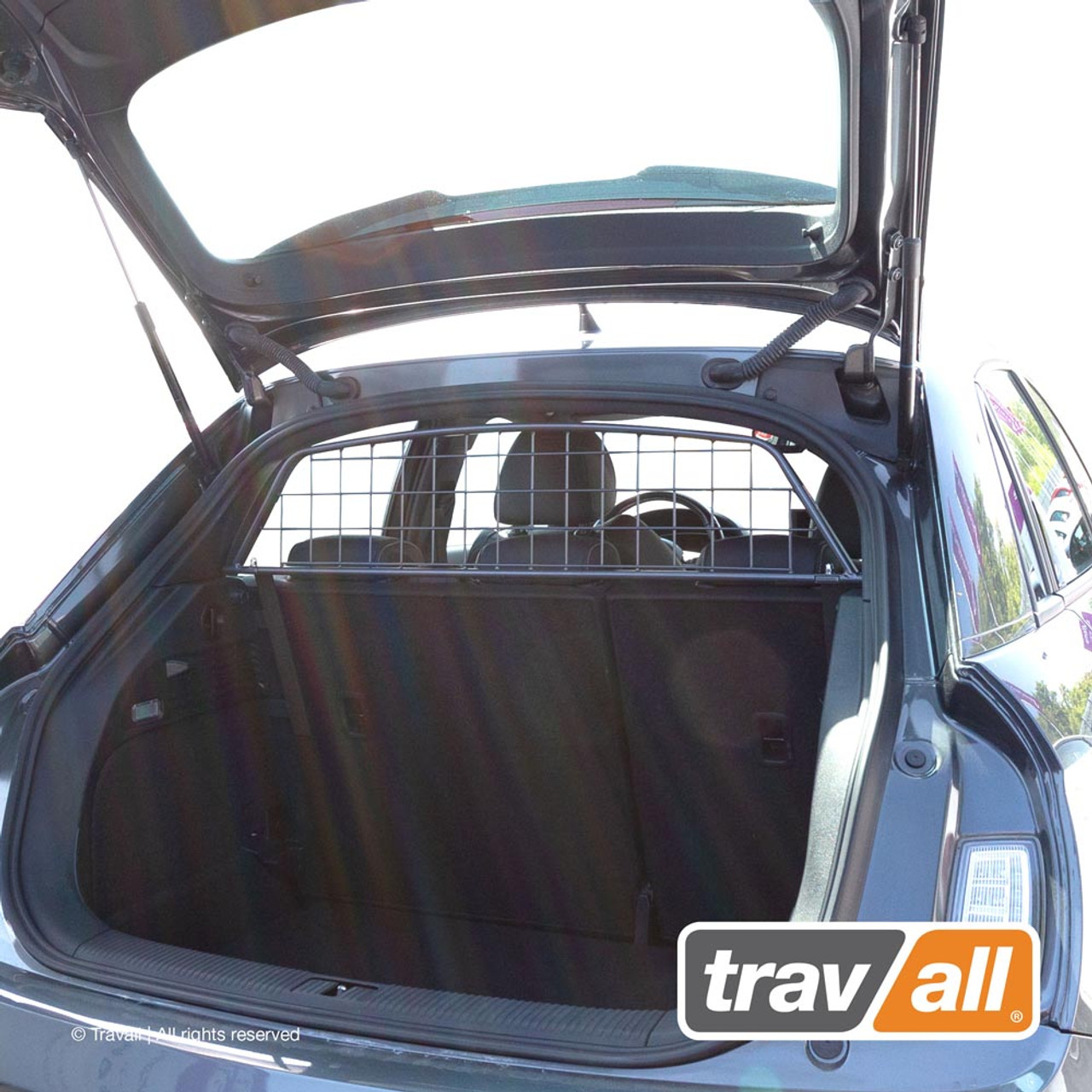 Custom Made Dog Guard for Audi A1 & S1 2010 to 2018
