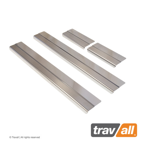 TSG1002M Travall Sill Guard for Ford Fiesta 5 Door Hatchback 2008 onwards