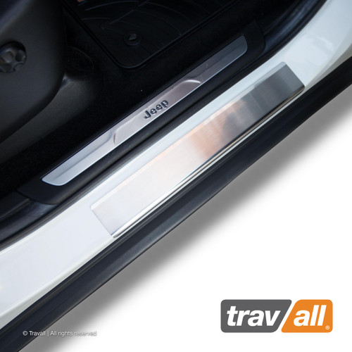 TSG1014M Travall Sill Guard for Jeep Grand Cherokee 2010 onwards