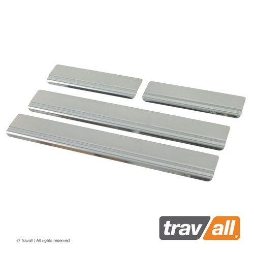 TSG1017M Travall Sill Guard for Mitsubishi Outlander 2012 to 2018
