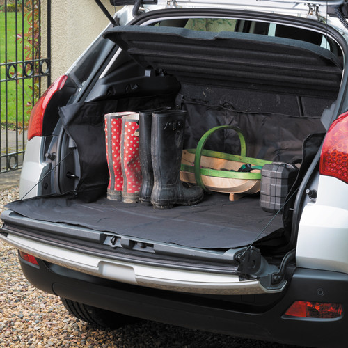 universal boot liner and bumper protector