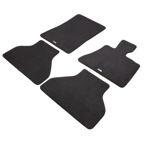 Custom Made Carpet Car Mats For BMW X5 [7 Seat] 2010 to 2013