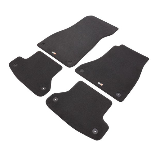 Custom Made Carpet Car Mats For Audi A5/S5 Coupe 2016 onwards