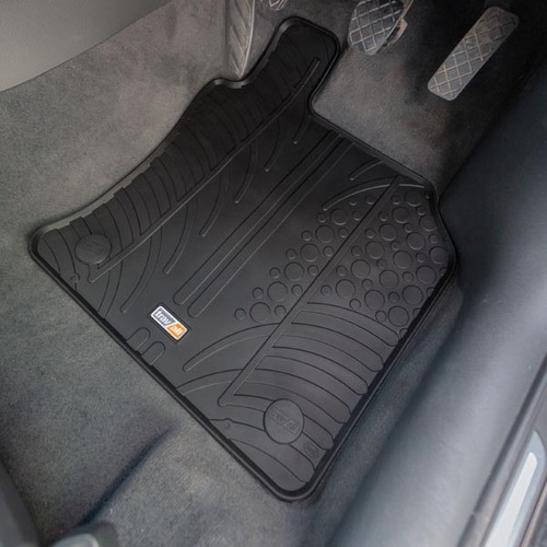 Custom Made Rubber Car Mats for Audi A3 2012 onwards