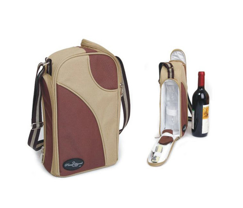 Picnic Wine Bag for 2