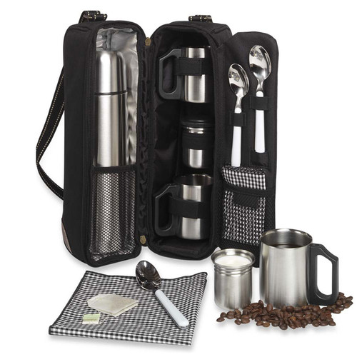 Picnic at Ascot - Vienna Coffee Tote for 2