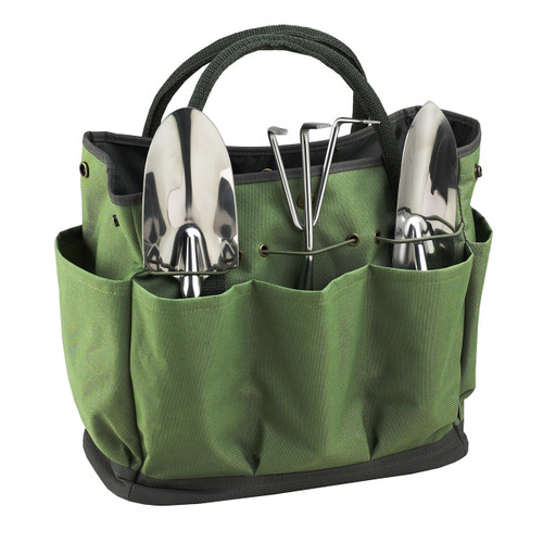 Picnic at Ascot - Eco Gardening Tote with Tools