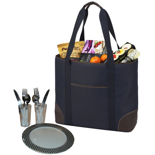 Picnic at Ascot - Insulated Picnic Tote for 2