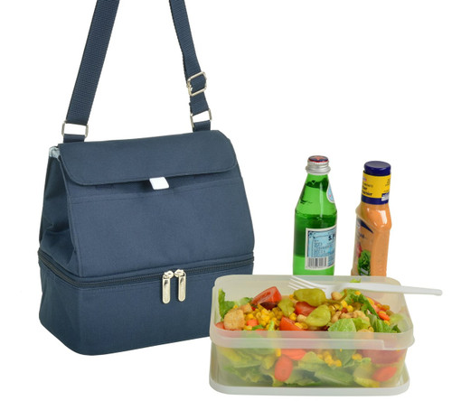 Picnic at Ascot - Elegant Lunch Cooler