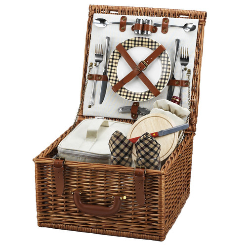 Picnic at Ascot - Cheshire Basket for 2