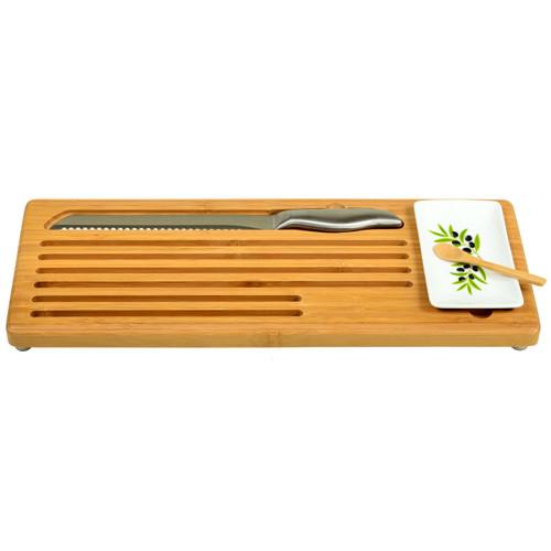 Picnic at Ascot - Bread & Dip Board