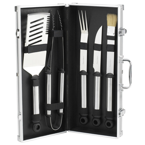 Picnic at Ascot - B.B.Q. Primary Stainless Grill Tools