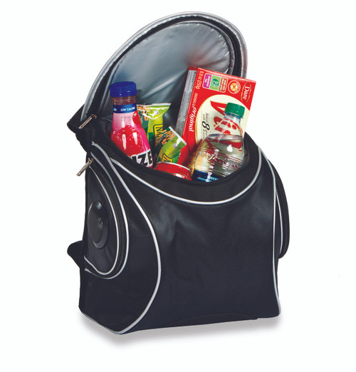 Cooladio Cooler - Picnic Cooler with Speakers for iPod or Smartphone