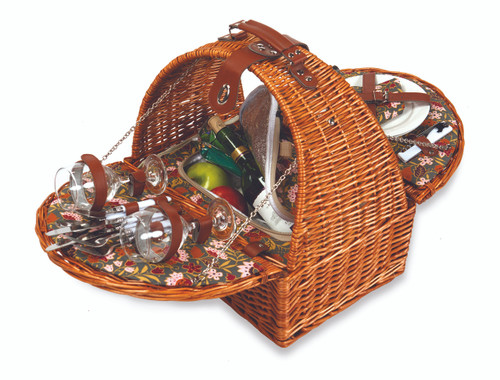 Athertyn - Picnic Basket for 2