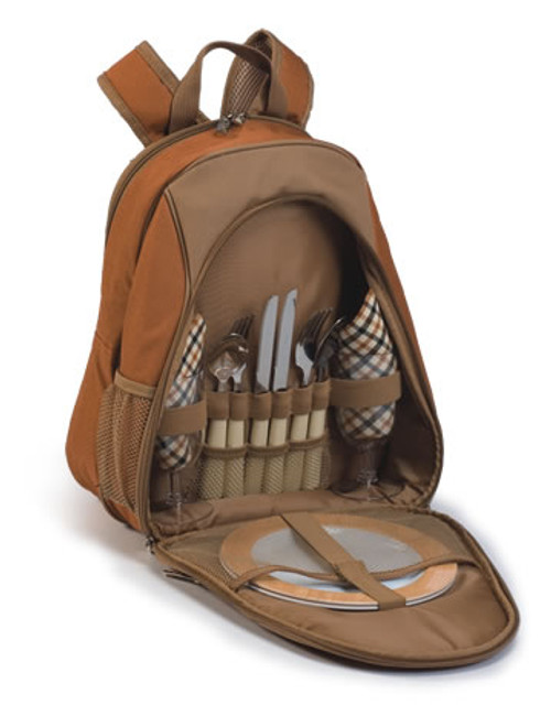 Fairmont - Picnic Backpack for 2