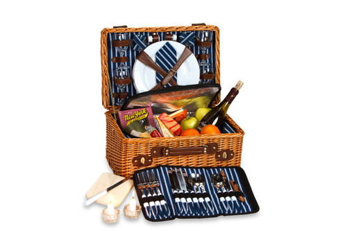 Wynberrie - Picnic Basket for 4