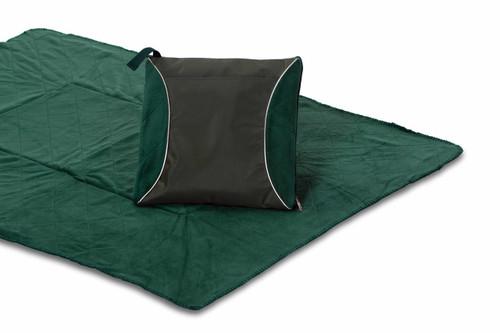 Fleece Blanket Cushion