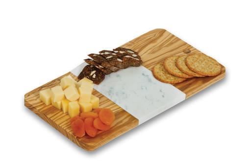 Crema Marble Cutting Board