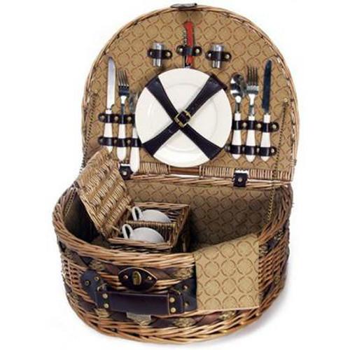 The Estate - Picnic Basket for 2