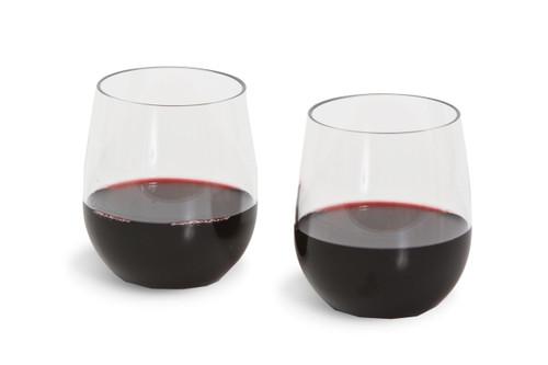 Stemless Wine Glass - Set of 4