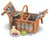 Dilworth - Picnic Basket for 4