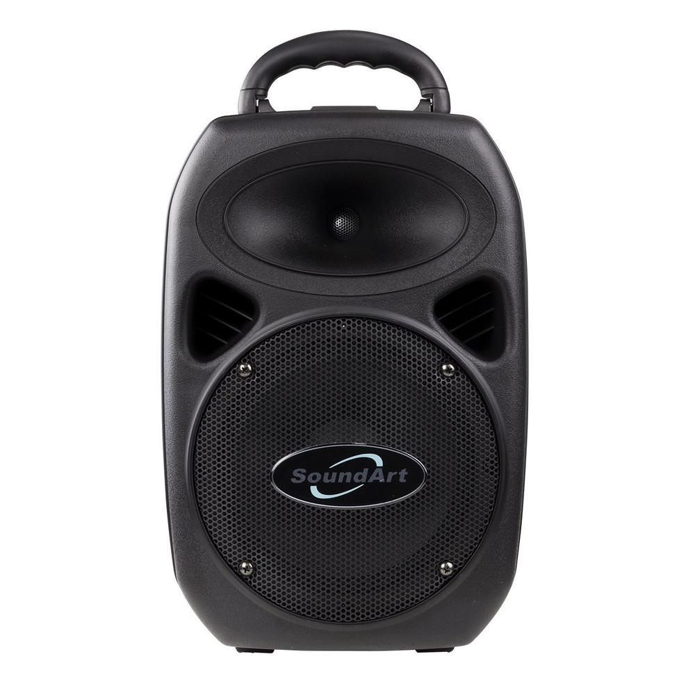 Soundart 60 Watt Ultra Compact Multi-Purpose Amplifier With Bluetooth