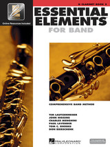 Essential Elements For Band Bk2 Clarinet Eei